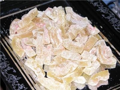 Арбузные цукаты, рецепт, арбузное варенье